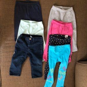 Toddler girl 12-18 month pants.